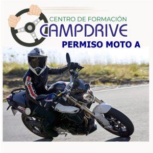 MOTO : PERMISO A